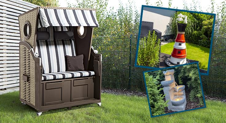 Mach dir deine #staycation mit diesen Urlaubstipps für den Garten und Outdoor schön.